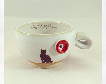 The Bull Bull Collection- Double Espresso Cup