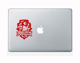 Harry Potter Laptop Decal - Gryffindor