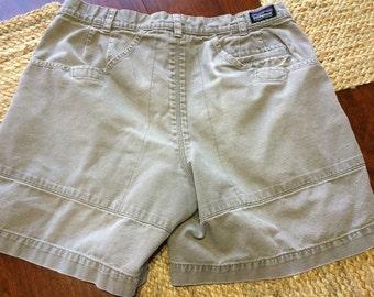 Vintage 90s Patagonia Mens Organic Cotton Shorts size 34