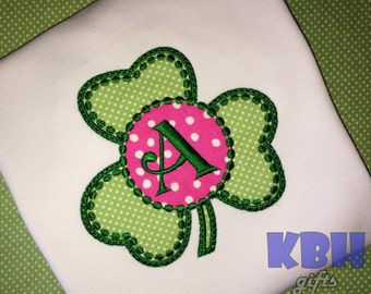Embroidered St. Patrick's Day Shirt