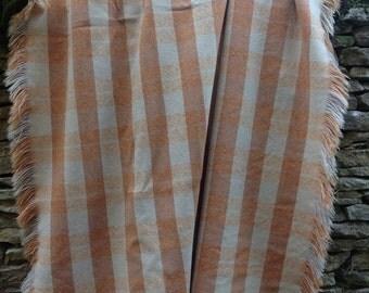 Antique Welsh Woollen Blanket