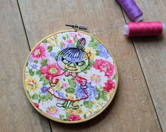 Little My Embroidery