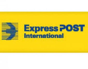 Additional payment for international express post