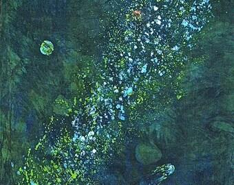 Batik Rayon Galaxy Sarong