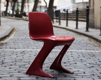 RED Z CHAIR