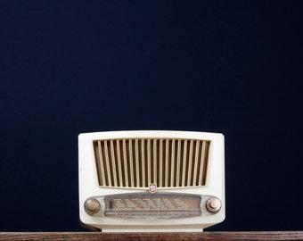 "Bluetooth 4.0 - 1954 - Vintage radio - A.BSOLUMENT ""Philips"""