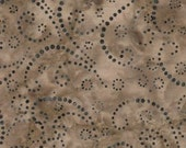 """Fresh Water Designs  100% cotton Java Batik 108"""" Quilt backing fabric by the yard"""