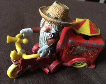 Vintage Corgi Magic Roundabout Mechanical Toy