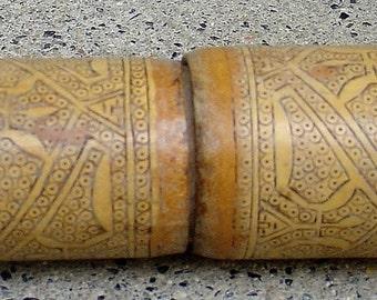 old bambou lime box Timor