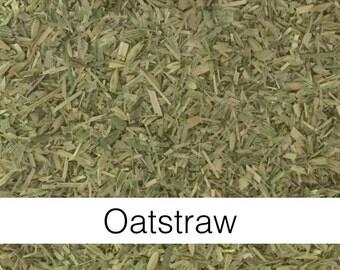Oatstraw (Avena sativa) - Organic