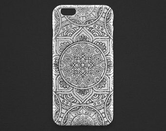 Mandala Phone Case iPhone 7 Cover iPhone 7 Plus iPhone 4-5 iPhone 6 Mandala iPhone 6 Plus Case iPod Touch 5 Case Galaxy Mandala LG G4 Huawei