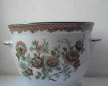vintage Bareuther Waldsassen Bavaria Germany porcelain vase / ornament