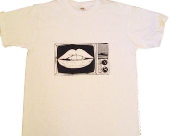 Videodrome T shirt by Defstar Clothing