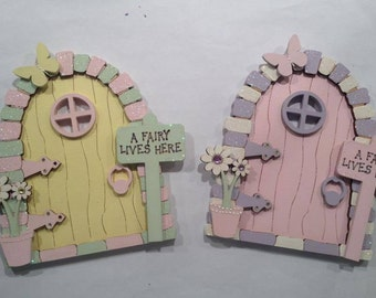 Fairy doors, magical