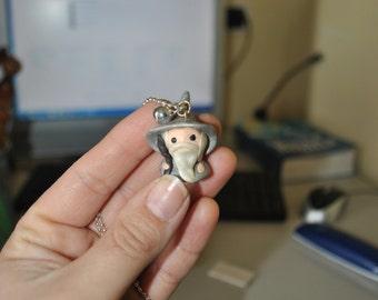 Gandalf necklace