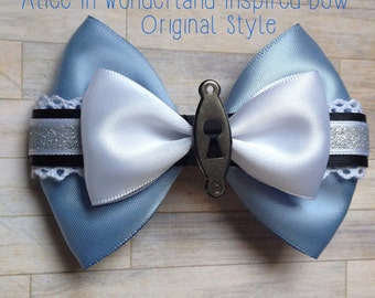 The Alice Inspired Bow
