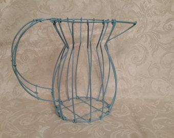 Country Wire Pitcher