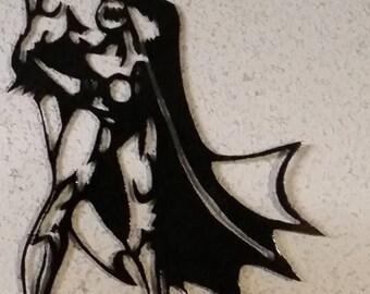 Batman Metal Wall Hanging