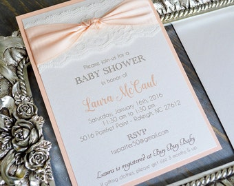 il_340x270.881699342_g2n9 lace baby shower etsy,Baby Shower Invitations With Ribbon