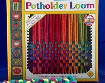 Harrisville Designs Potholder Loom