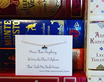 Give Back - Singing on the Beach Necklace - Support the Children's Initative