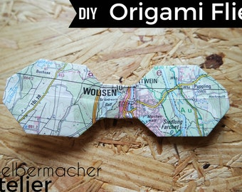 DIY Set: Learn how to make an Origami Bow