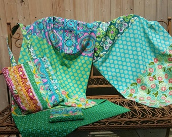 Fabric stoles DREAM WEAVER