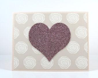 Love Card, Handmade