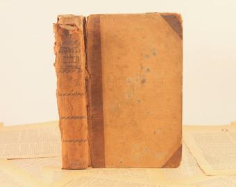 Handbuch zum neuen Katechismus - Antique Book - Antique Religious Book - 1815 - Antique German Book