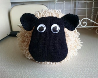 Loopy sheep tea cosy - colour options available