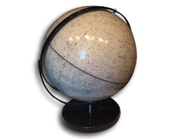 SOLD - Vintage Moon / Lunar Globe Replogle