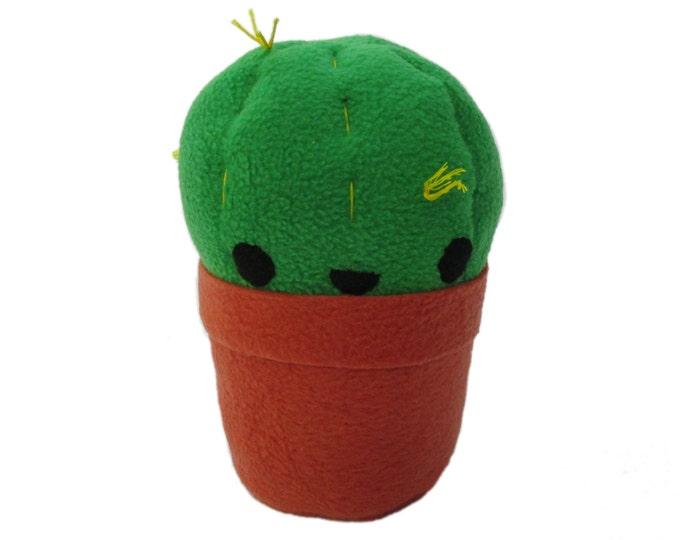 Succulent Cactus Toy Pattern