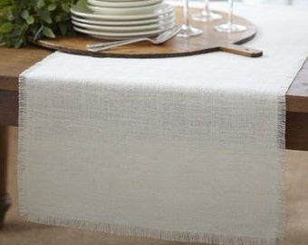 white burlap table runne,wedddng tables,Party's