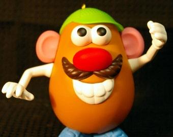 1997 Hallmark Keepsake Christmas Ornament Mr Potato Head Bob Siedler New