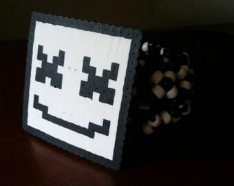 Mellogang Marshmello 3D Kandi Cuff