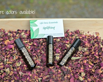 Uplifting- Essential oil roll on