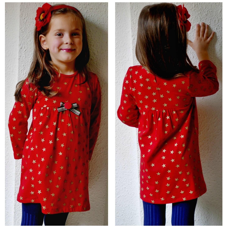 Summer dress easy pattern heart