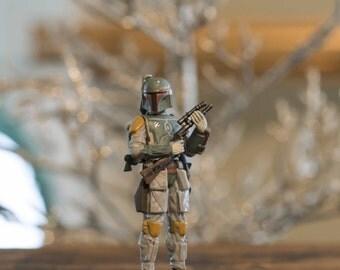 Boba Fett Star Wars Ornament