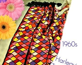 crochet harlequin etsy. Black Bedroom Furniture Sets. Home Design Ideas