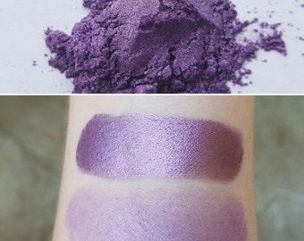 Elsa - Purple, Mineral Eyeshadow, Mineral Makeup, Pressed or Loose