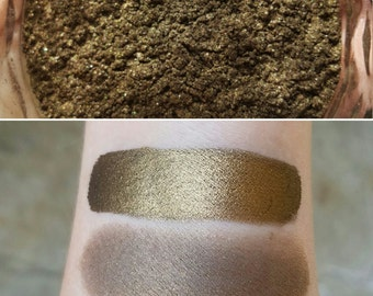 Belle - Golden Brown, Mineral Eyeshadow, Mineral Makeup, Vegan
