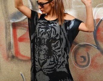 Tunic with Tiger