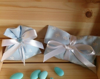Set of 20 Favor Bags (bags for confetti)