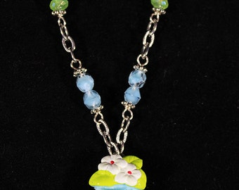 Shopkins Season 4 Necklace - Peta Plant