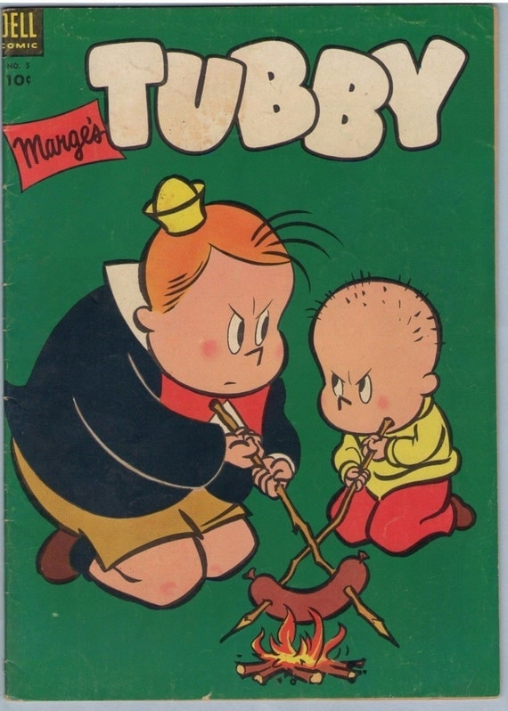 Marge's Tubby 5 Sep 1953 VG+ (4.5)