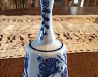 Blue Delft Bell
