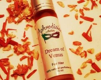Dream of Venus 100% natural perfume oil, 10 ml