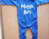 Muggle Born Baby Rompersuit / Playsuit