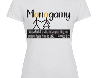 Christian Monogamy Tee