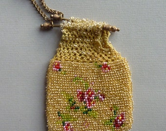 Rosy Ring Purse
